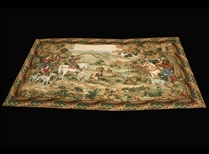 0587-9 a Wall Art Aubusson Tapestry